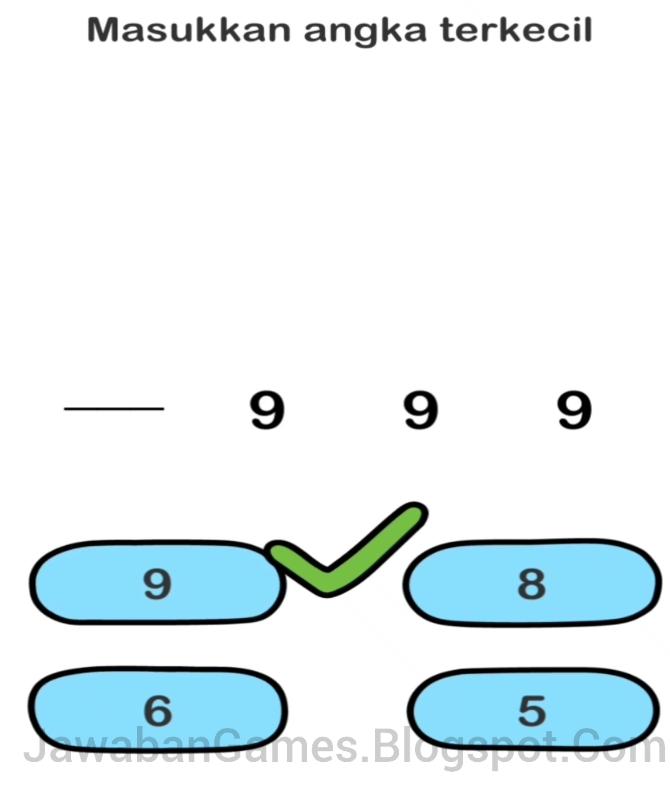 Brain Out Masukan Angka Terkecil : brain, masukan, angka, terkecil, Kunci, Jawaban, Brain, Level, Galeri