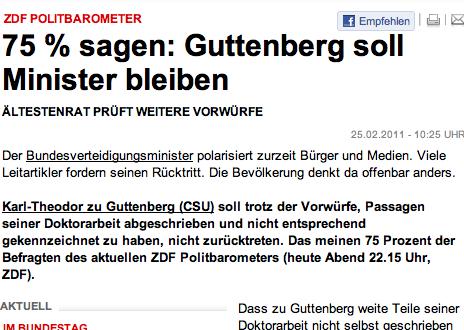 Unautorisiertes Amt-Bissige-Weicheier-News.: 02/01/2011 - 03/01/2011