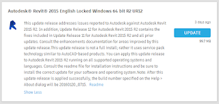Autodesk Revit 2015 Update Release 12 Direct Download Links