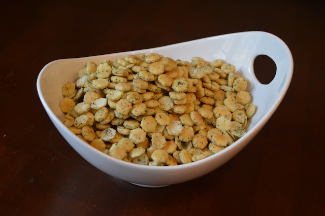 Dilly Ranch Crackers