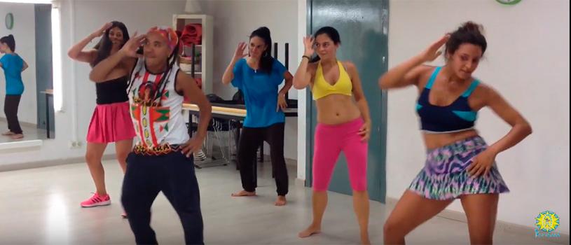 Clases de Samba con Ketubara