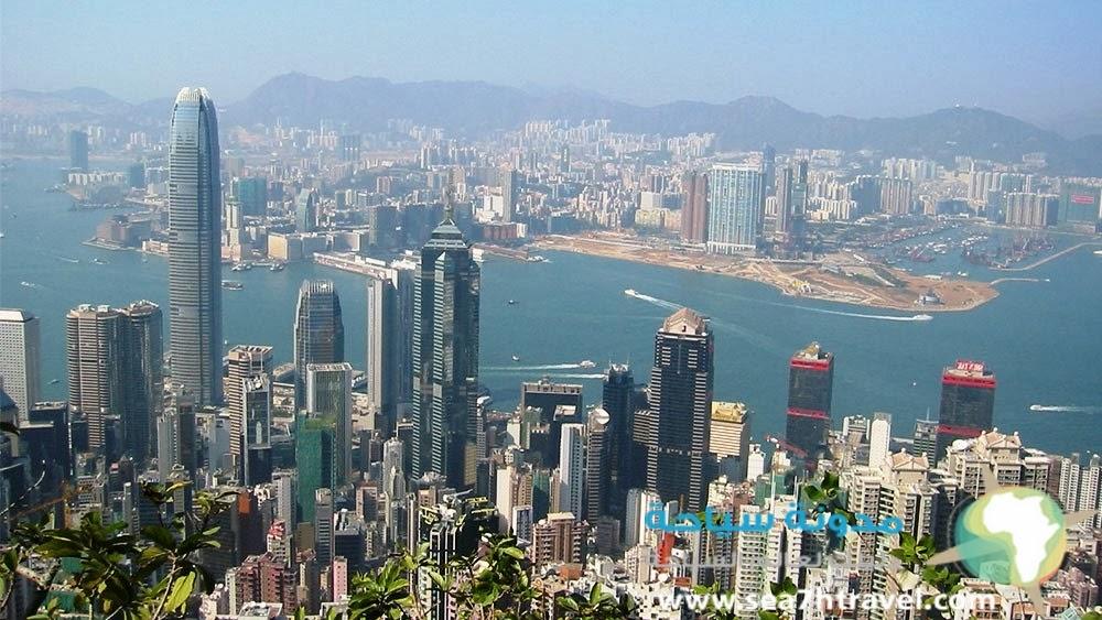 مدينة كولون في هونغ كونغ Kowloon | الصين