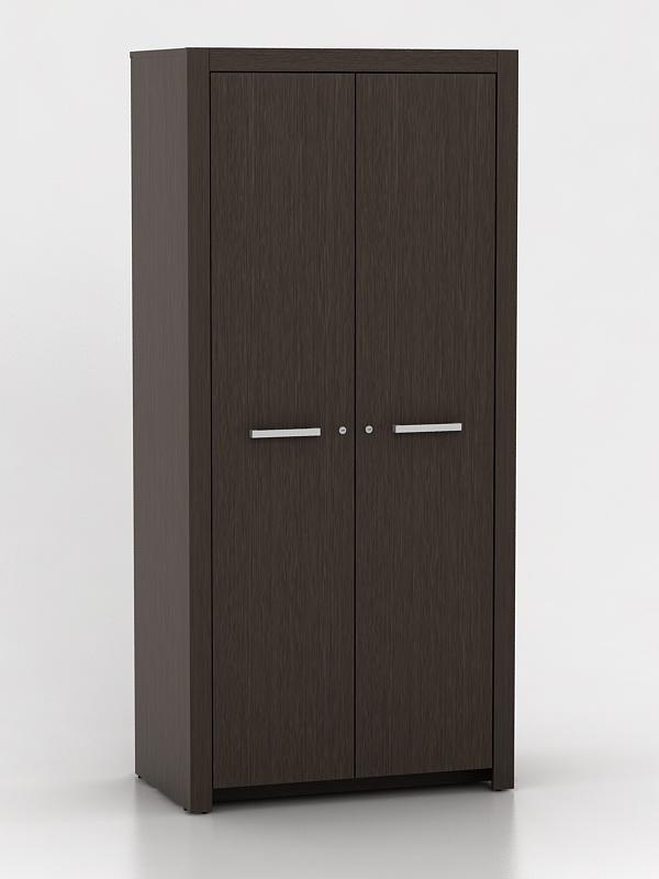50 Desain Lemari Pakaian Minimalis 2 Pintu (Sliding, Kaca ...
