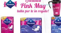Logo Richiedi in omaggio sicuro l'esclusiva Pink Mug