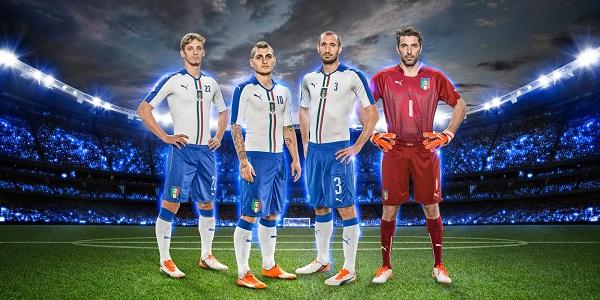 Jersey Away Italia