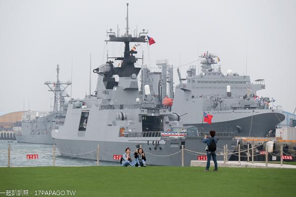 台中梧棲|2019敦睦遠航|海軍艦隊開放參觀3/22-3/23|台中港18、19號碼頭