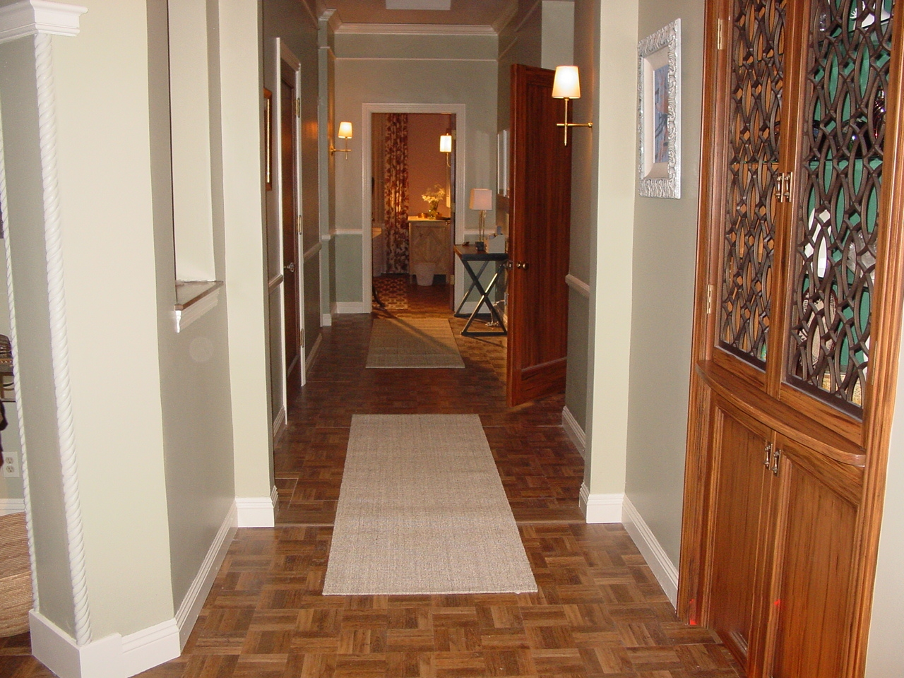The New Hallway