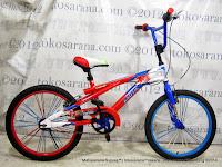 Sepeda BMX Exotic ET-9980 20 Inci