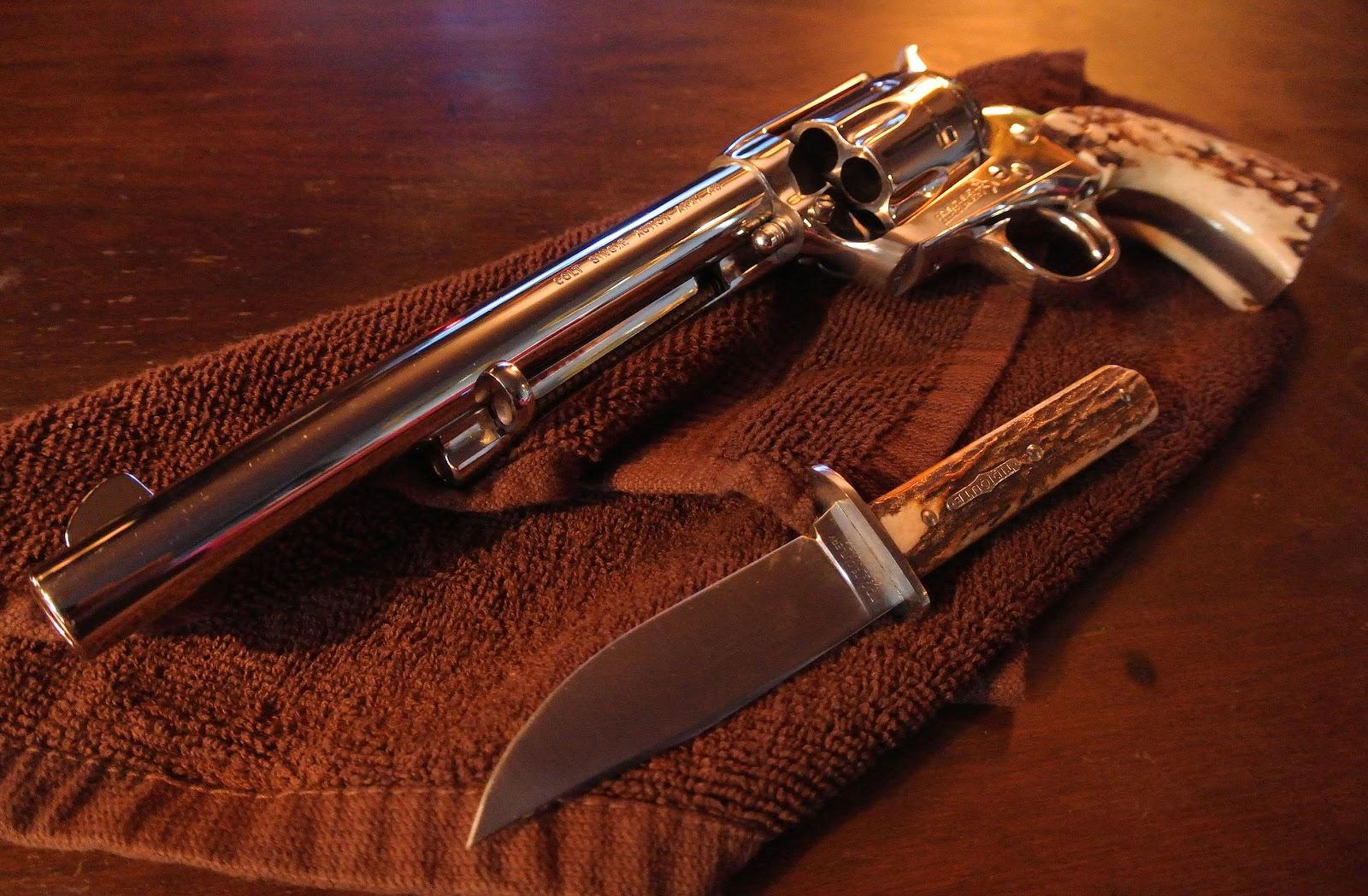 John John Jesse My Beloved Old Colt Saa 45