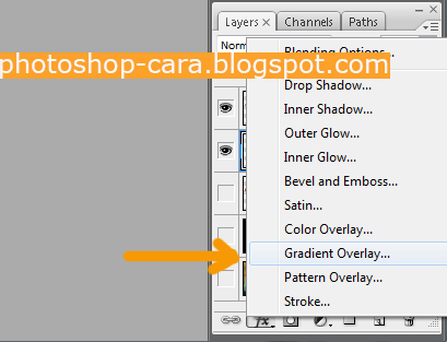 Cara Mengganti Background Foto Photoshop