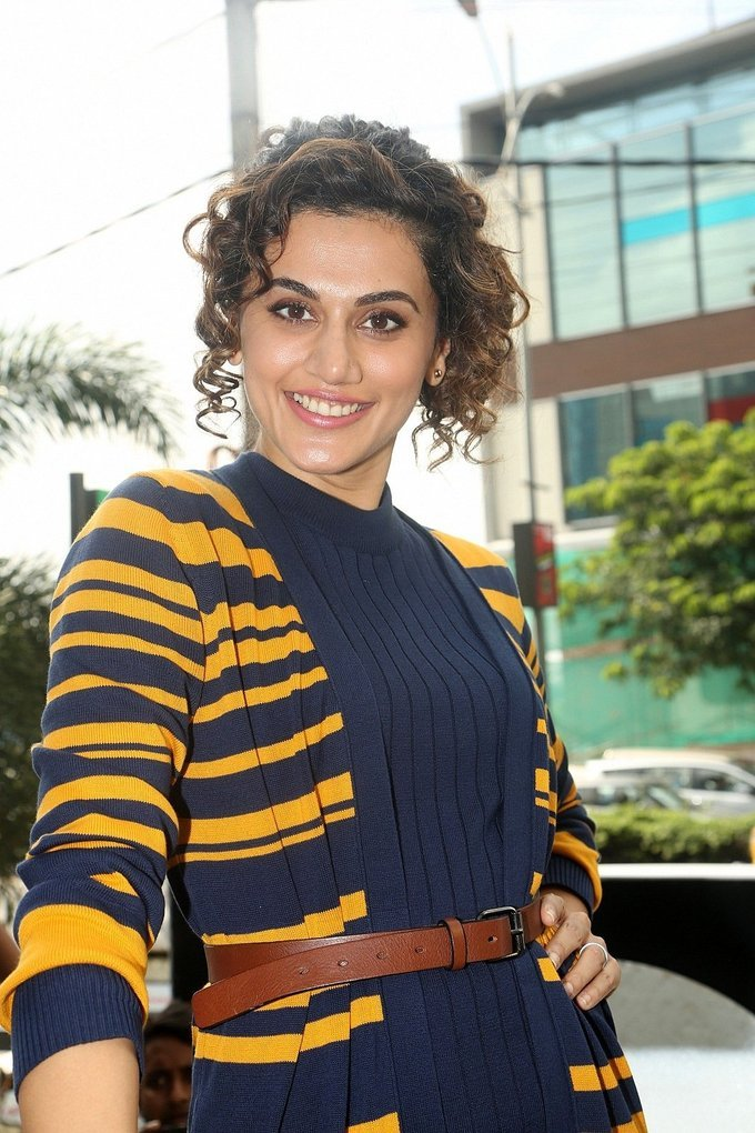 Taapsee Pannu at United Colors of Benetton Stores Launch Photos