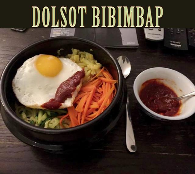 Easy Dolsot Bibimbap Recipe