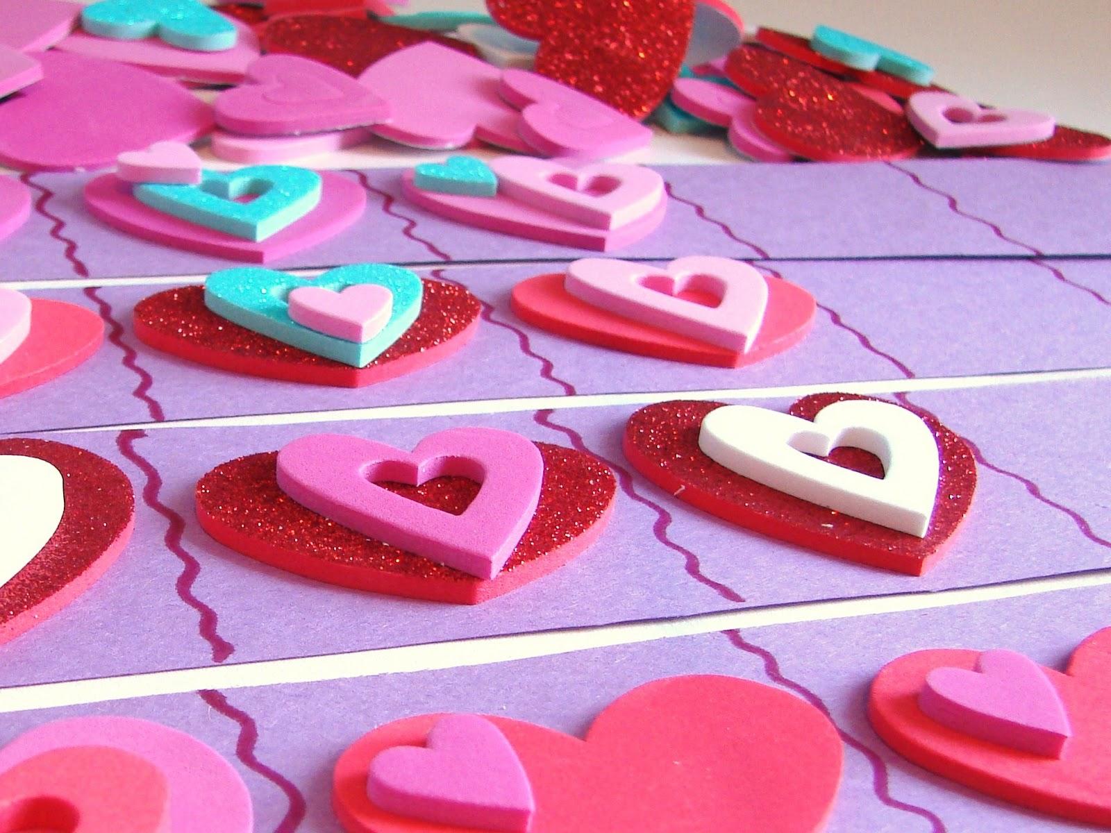 Childhood Beckons Heart Patterns A Valentine S Day Math