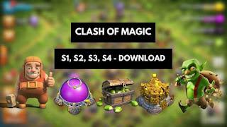 Clash Of Magic Mod Apk COC Private Server [ Update 2019 ]