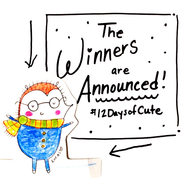 The #12DaysofCute Winners are Announced! | Linzer Lane Blog
