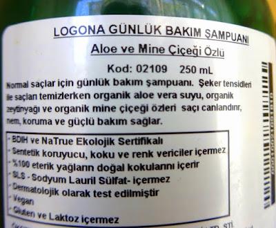 Logona-Organik-Aloe-ve-Mine-Çiçeği-Şampuan