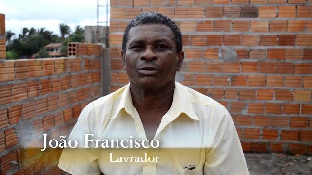 João Francisco - Inventor - Programa Geraldo Luís - Record TV - Bacurituba Maranhão