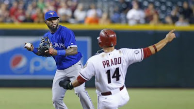 Arizona Diamondbacks - Toronto Blue Jays