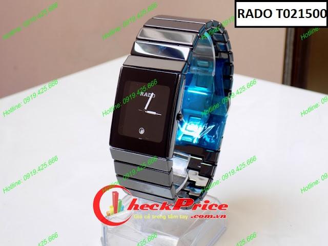 Đồng hồ Rado dây đá ceramic RD T021500