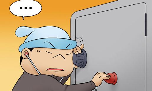Kim Chi & Củ Cải (bộ mới) phần 285: Phá két sắt