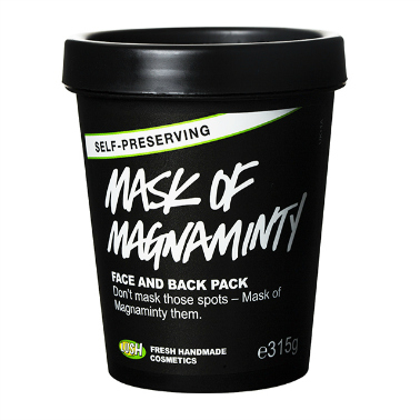 Lush Mask of Magnaminty   Cate Renée