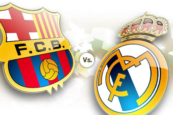 Barcelona Vs Real Madrid Logo