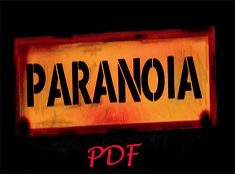 البارانويا pdf