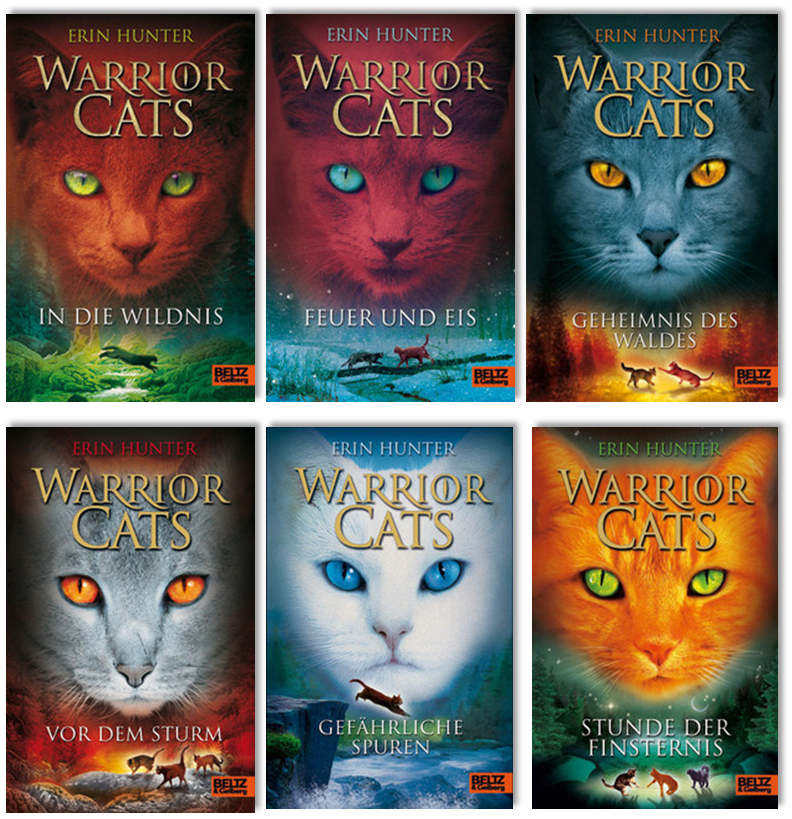 Marens Bücherwelt: [Rezension] Erin Hunter