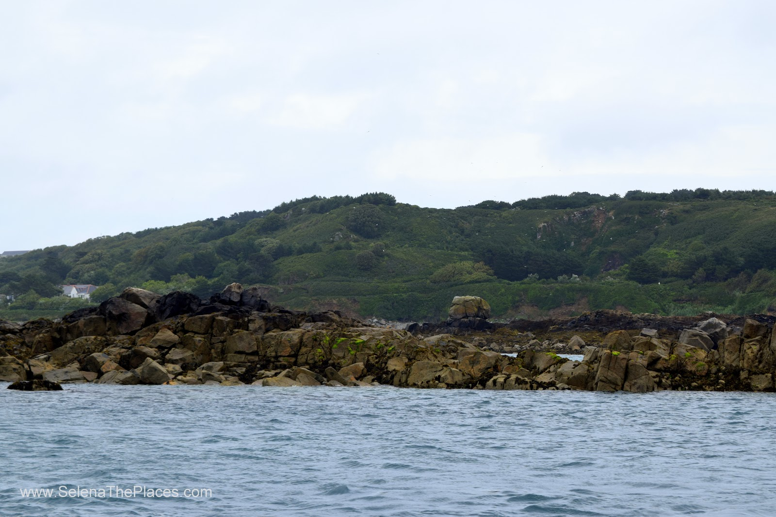 The Channel Island of Herm