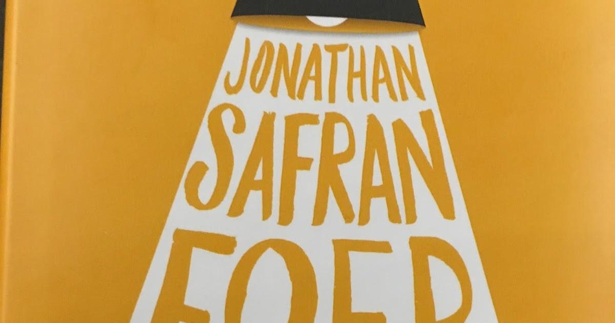 Eccomi. La ricerca della felicità secondo Jonathan Safran Foer