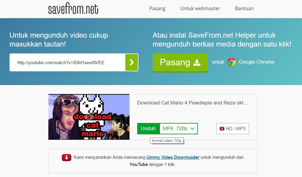 Web Buat Download Video Dari Hp Support
