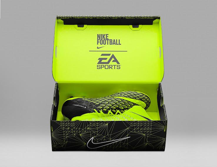 Nike presentó sus botines EA Sports Hypervenom 3