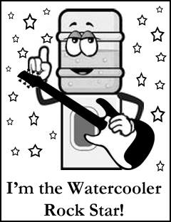 Watercooler Rock Star