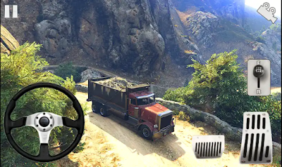 تحميل أخر إصدار لعبة Off road Army Truck تسليم البضائع الثقيلة من مكان إلى آخر و برابط مباشر