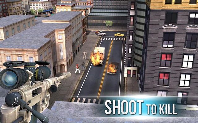 ölüm sniper komando hile apk indir