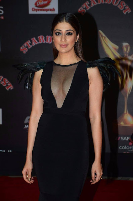 Raai Laxmi Stills At Colors Stardust Awards 2016