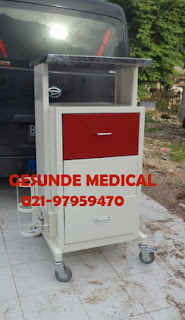 Jual Emergency Trolley