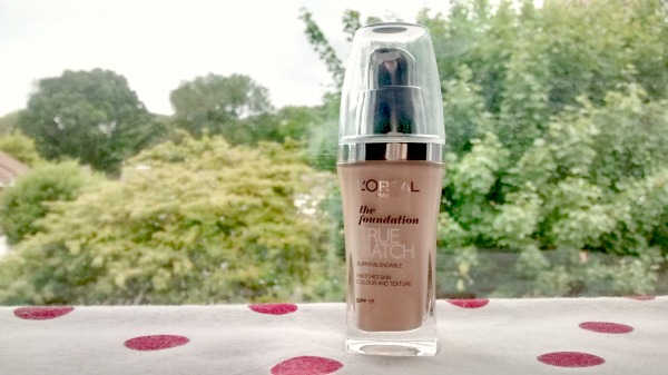 L'Oreal True Match Foundation First Impressions
