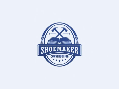 Logo Design Shoemaker Construction