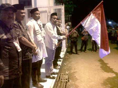 Pelepasan Calon Jemaah Haji kloter Terakhir Tahun 2016