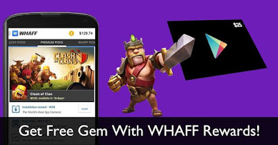 How to get Free Money for Android with Whaff Rewards Application - TSU COMMUNITY