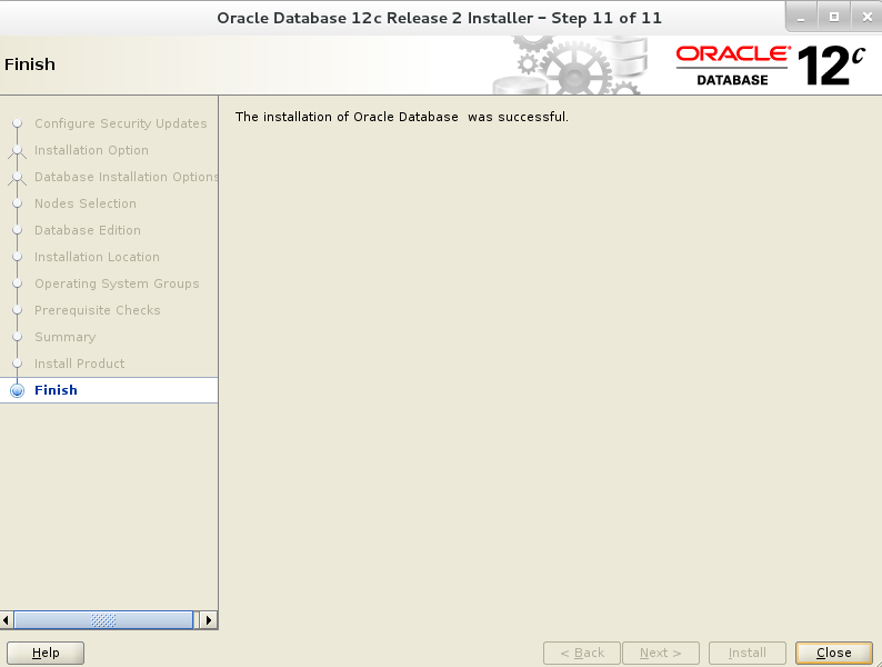 Installing Oracle 12c Release 2 RAC on Linux 6 and Linux 7