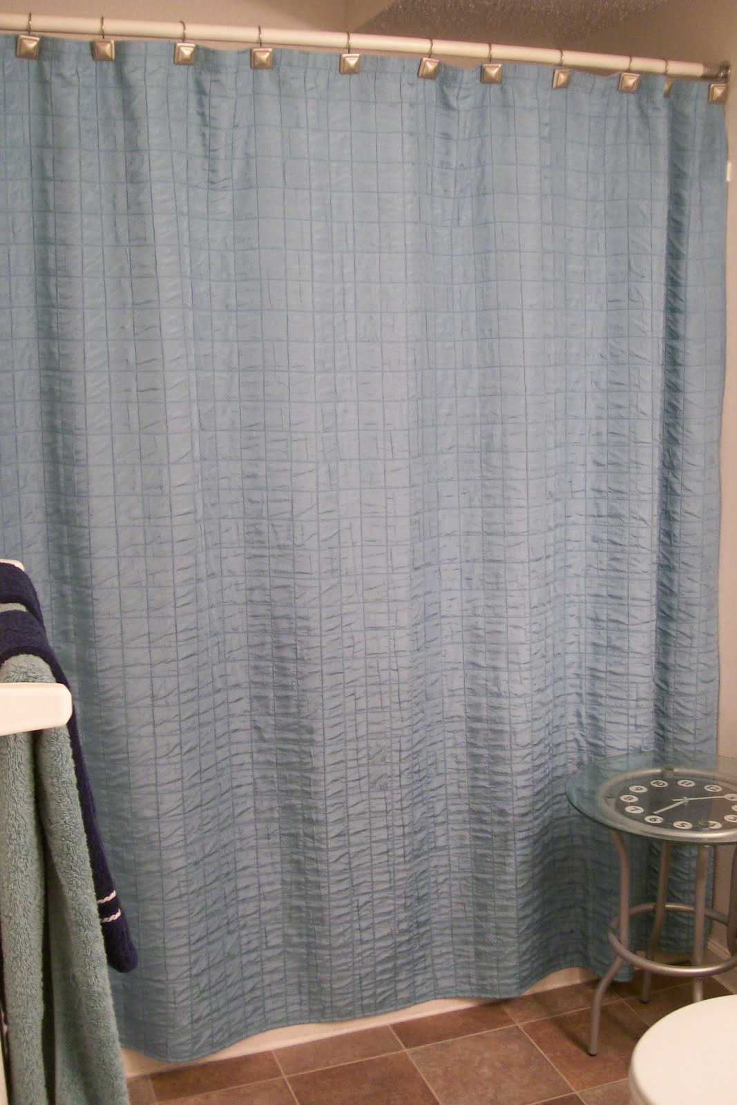 Diy Painted Shower Curtain Alina Sewing Design Co