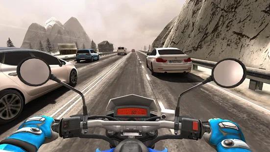 Game Traffic Rider Mod