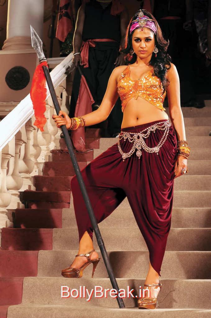Shraddha Das Stills, Shraddha Das Hot Stills From Rey Movie