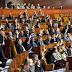 نواب الـPJD الحاضرون يمررون قوانين التقاعد والنقابات ترقص رقصة المدبوح أمام البرلمان