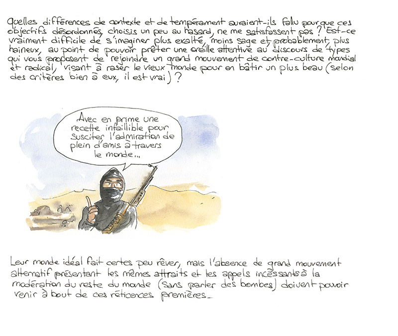 raisons des djihadistes, contre culture, Scott Atran