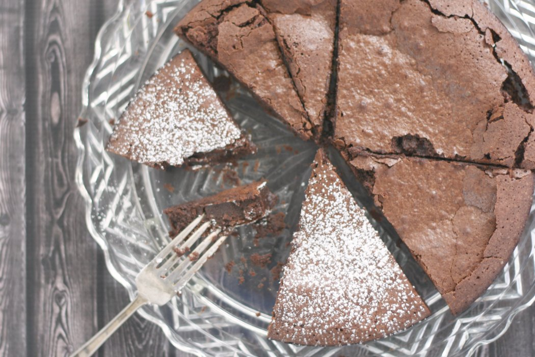 Flourless Chocolate Cake | Practical Magic