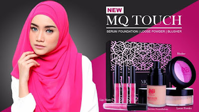 MQ Touch Make Up Set