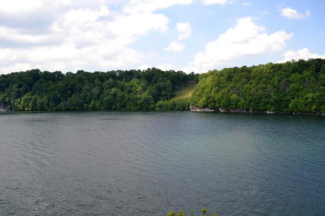 Озеро Саммерсвілль, Західна Вірджинія (Summersville lake, WV)